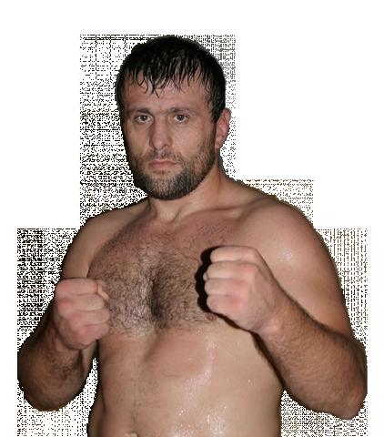 Ибрагим Магомедов