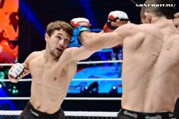 Моктар Бенкаси против Виталия Бранчука на M-1 Challenge 74