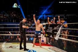 Александр Шлеменко: Мне бы хотелось завоевать пояс чемпиона M-1 Challenge