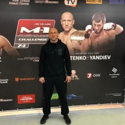 Александр Бутенко: Прежде всего хочу поблагодарить всех вас кто вчера поддерживал меня.