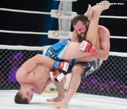 Максим Мельник заменит Арду Адаса на M-1 Challenge 75