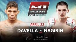 M-1 Challenge 76. Диего Давелла против Тимура Нагибина