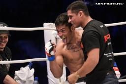 Диего Давелла: У бразильских телезрителей турниры M-1 Challenge не уступают по популярности UFC