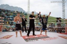 Курбанали Абдусаламов: При возможности я завершу бой досрочно нокаутом или болевым приемом
