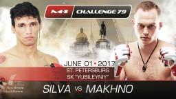 M-1 Challenge 79. Мичел Сильва против Алексея Махно
