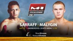 M-1 Challenge 78. Фабрисио Саррафф выйдет на замену Микаэлю Силандеру