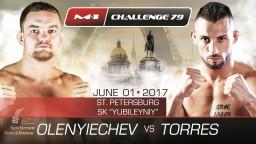 Олег Оленичев о предстоящем бое на M-1 Challenge 79, 1 июня