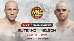 M-1 Challenge 80. Александр Бутенко против Кори Нельсона