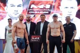 Александр Шлеменко и Брэндон Хелси сразятся на турнире M-1 Challenge 79 в Санкт-Петербурге
