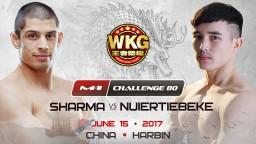 M-1 Challenge 80. Саша Шарма против Мусу Нуертибиеке