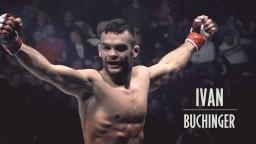 Иван Бухингер: Я сделаю все, чтобы защитить пояс чемпиона