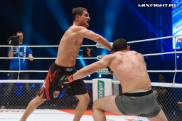 Руслан Шамилов подписал контракт с M-1 Global