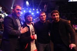 """Ахмадхан Оздоев: """"Иначе драться не могу, это мой стиль"""""""