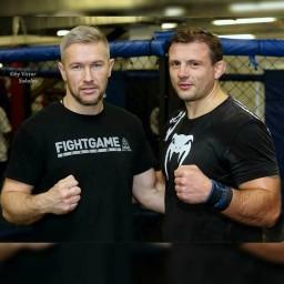 Тарас Кияшко: Михаил Заяц – отличный боец и настоящий профессионал