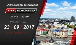 M-1 Challenge 83
