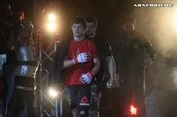 Абубакар Местоев: Победа над Алексеем Махно существенно приблизит меня к титульному бою