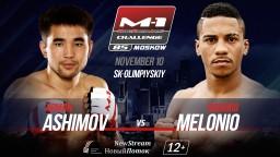 M-1 Challenge 85. Родриго Мелонио против Армана Ашимова