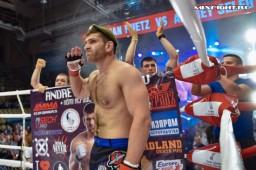 Андрей Селедцов: Я не выбираю соперников - мне интересно биться с лучшими