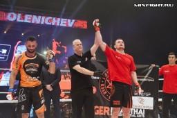 Олег Оленичев: Бой против Джо Риггса - это мой шанс заявить о себе на мировой арене!