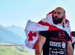 Гига Кухалашвили: Мне не важно, кто будет соперником, каждый раз я хочу выиграть досрочно!