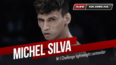 Interview with the LW contender Michel Silva