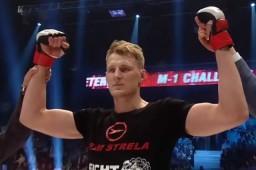 Александр Волков: «Соглашение между М-1 и UFC - это хорошо»