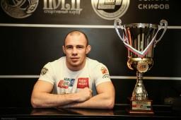 Роман Богатов: Казалось, раньше UFC где-то далеко, а оно вот рядом