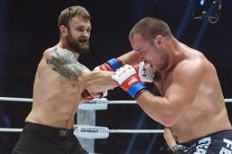 Результат боя между Сергеем Гольцовым и Юрием Федоровым изменен на No Contest