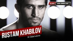 """Рустам Хабилов: """"Я добуду эту победу для моих фанатов, я должен победить"""""""