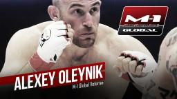 Алексей Олейник: «На нашем рынке М-1 - самый долгоиграющий и опытный промоушен»