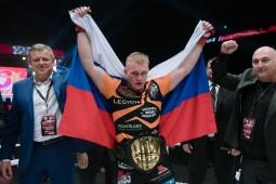 Артём Фролов выступит в UFC