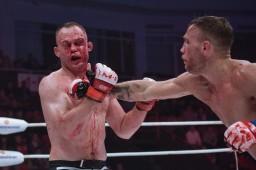 Мнение ветеранов М-1 и бойцов UFC о бое Алексей Махно-Микаэль Лебу