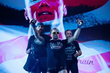Чемпион полулёгкого веса Нэйт Ландвер о первой защите титула