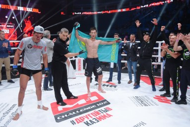 Champion M-1 Welterweight Shavkat Rakhmonov signed a contract with the UFC!