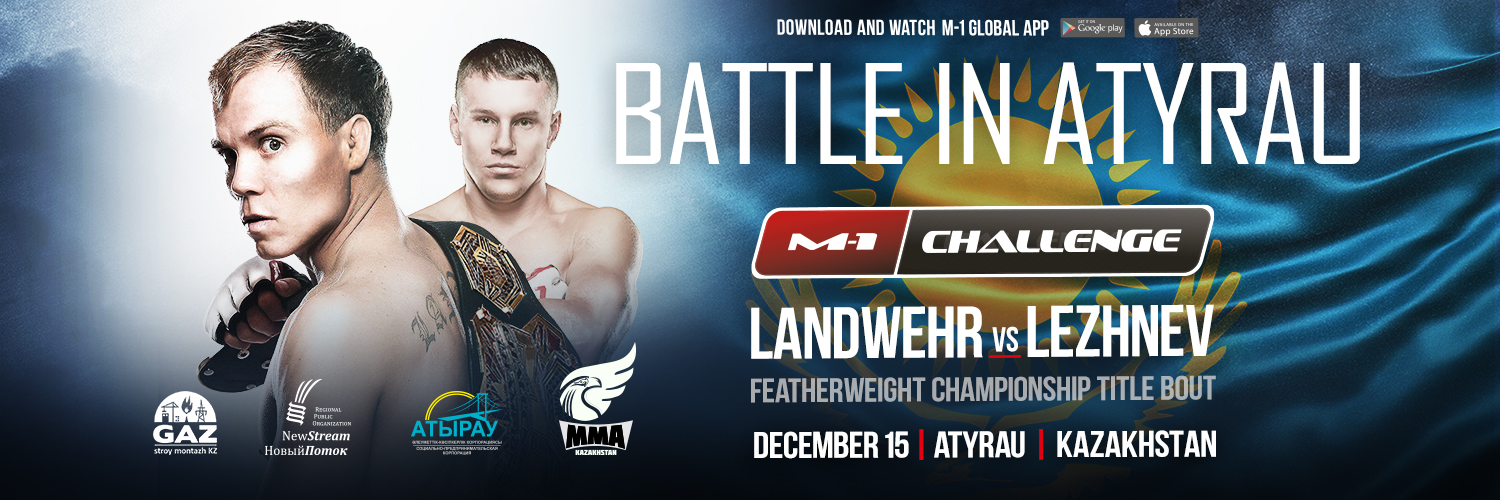 M-1 Challenge Battle in Atyrau