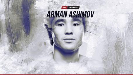 Арман Ашимов: «ММА хорошо развиваются в Казахстане, потому что наши деды были батырами»
