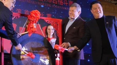 По итогам Китайского турнира - 100-ый турнир в истории М-1 Global