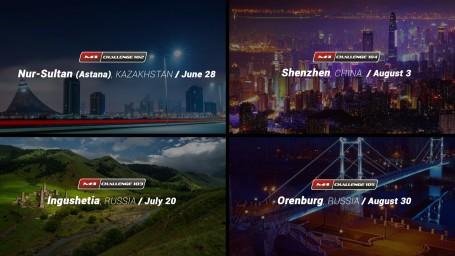 Четыре турнира M-1 Challenge пройдёт этим летом!