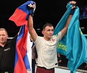 Дамир Исмагулов прокомментировал дебют в UFC