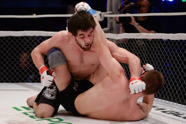 Муса Хаманаев vs Владимир Николаев, M-1 Challenge 45