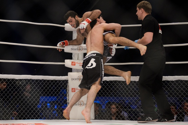 Турал Рагимов vs Алияр Саркеров, M-1 Challenge 46