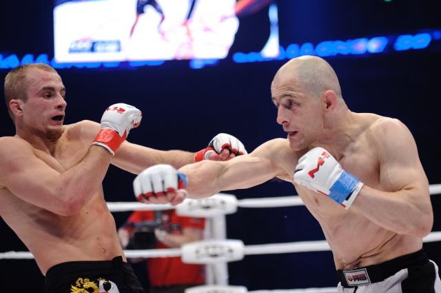 Оливье Пастор vs Павел Витрук, M-1 Challenge 38