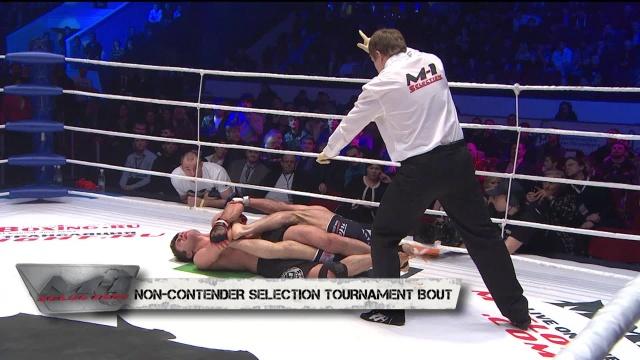 Карен Григорян vs Магомед Магомедов, Selection 2010 Eastern Europe Round 1