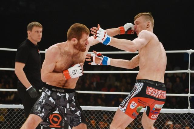 Михал Винцек vs Рустам Гаджиев, M-1 Challenge 56