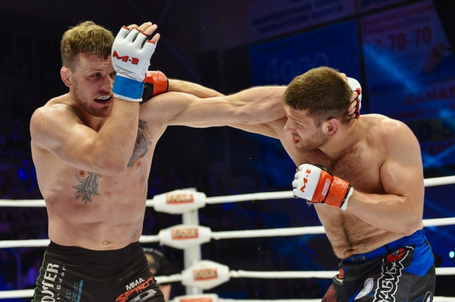 Штефан Пютц vs Андрей Селедцов, M-1 Challenge 66