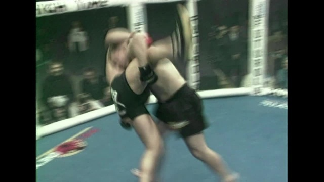 Олег Цыгольник vs Симон Барнетт, M-1 MFC - World Championship 2000