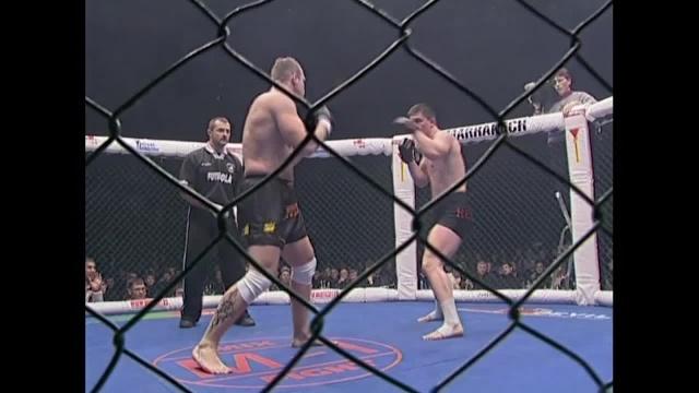Патрик де Витте vs Арслан Аматов, M-1 MFC - Russia vs. the World 2