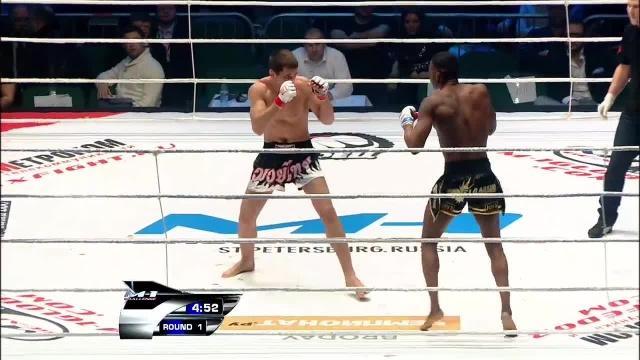 Александр Сарнавский vs Виктор Куку, M-1 Challenge 21