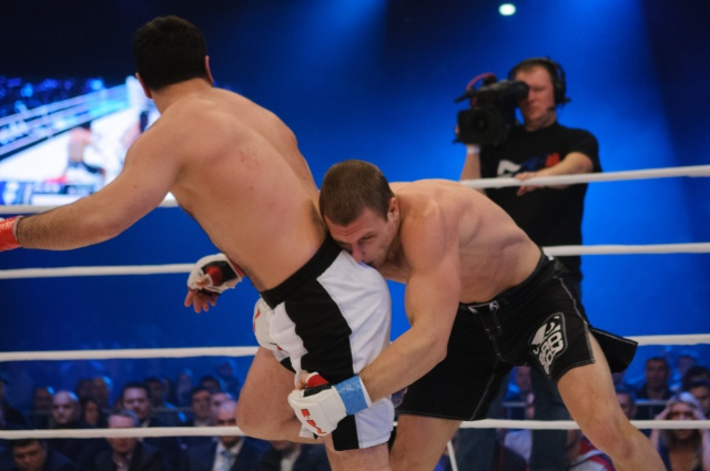 Артур Гусейнов vs Евгений Фоменко, M-1 Challenge 36