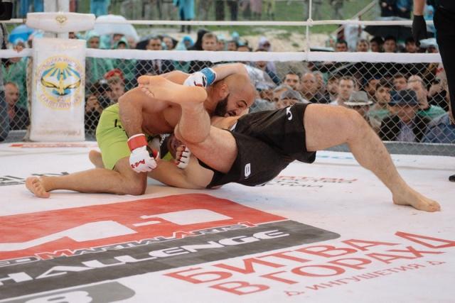 Адам Яндиев vs Валдас Поцевичус, M-1 Challenge 58